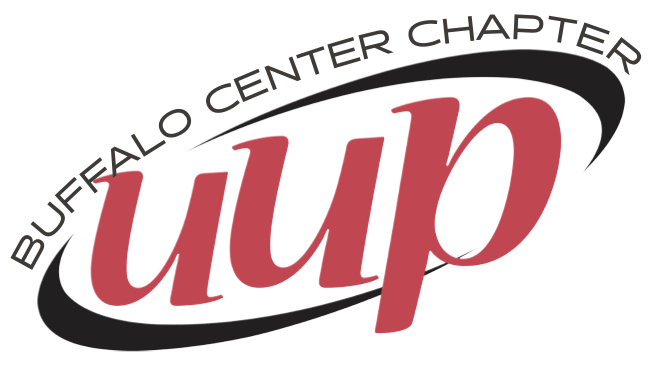 UUP Buffalo Center Chapter Logo