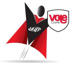 Vote Cope Logo