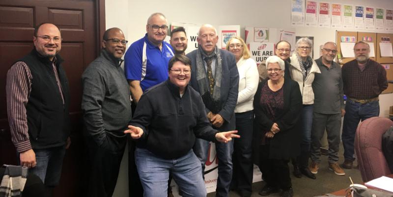 Executive Board, December 2020.