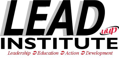 UUP_LEAD Institute Logo